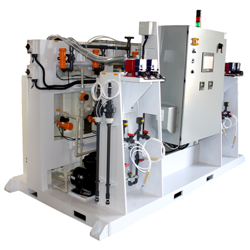 Concentrated-pH-adjustment-systems
