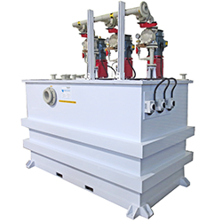 High Capacity Pump Lift Stations
