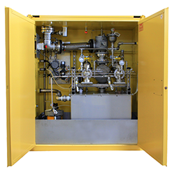 Solvent Pump Lift Stations