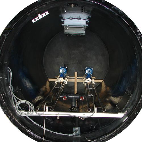 Fiberglass Pump Lift Station