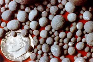 macrolite ceramic filtration media